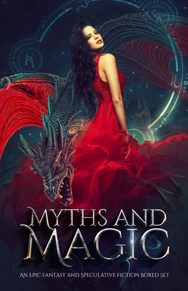 Myths and Magic Box Set Cover