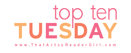 Top Ten Tuesday Logo