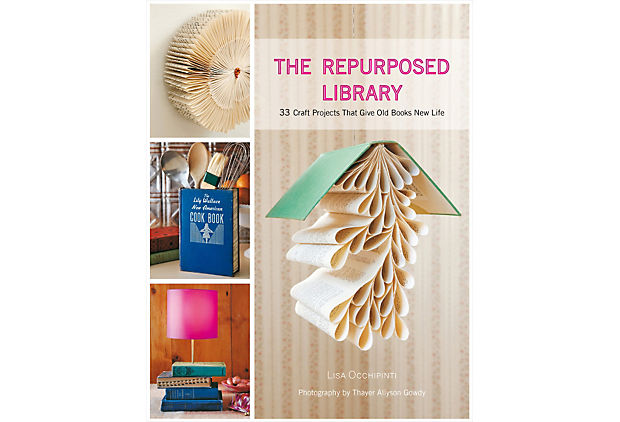 book: the repurposed library